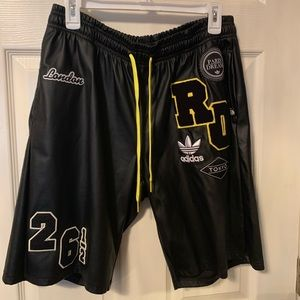 adidas Shorts - Adidas Rita Ora Patch Shorts